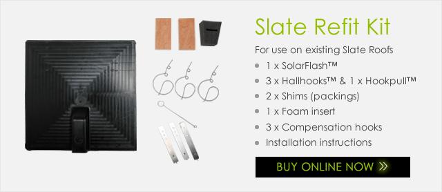 SolarFlash Retrofit Kit