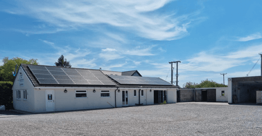 Genius Roof Solutions Office